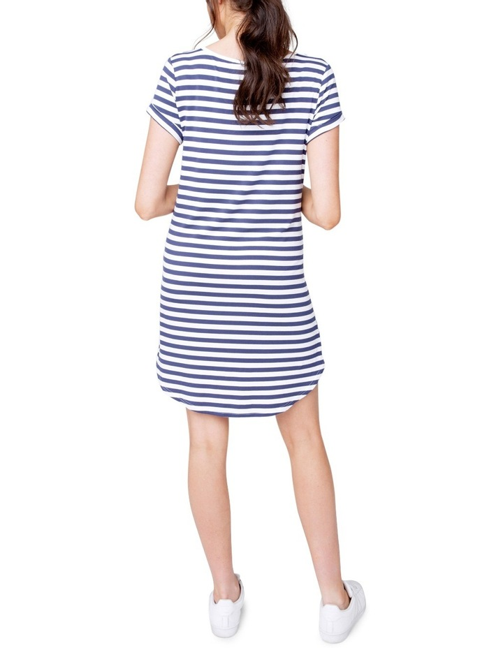 Relaxed T Shirt Dress image 3