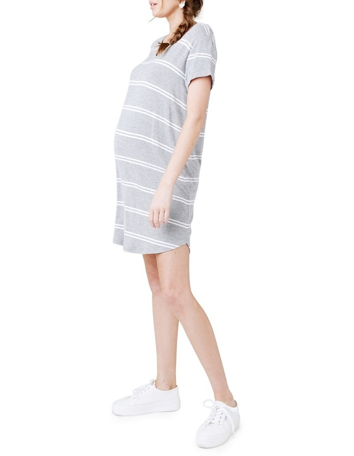 Relaxed T Shirt Dress image 2
