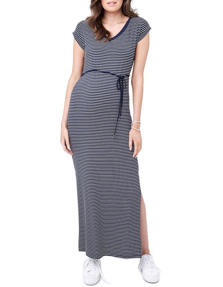Meghan Striped Maxi Dress image 1
