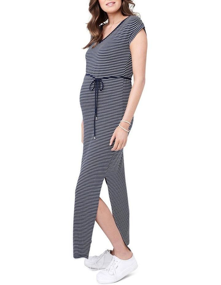 Meghan Striped Maxi Dress image 2