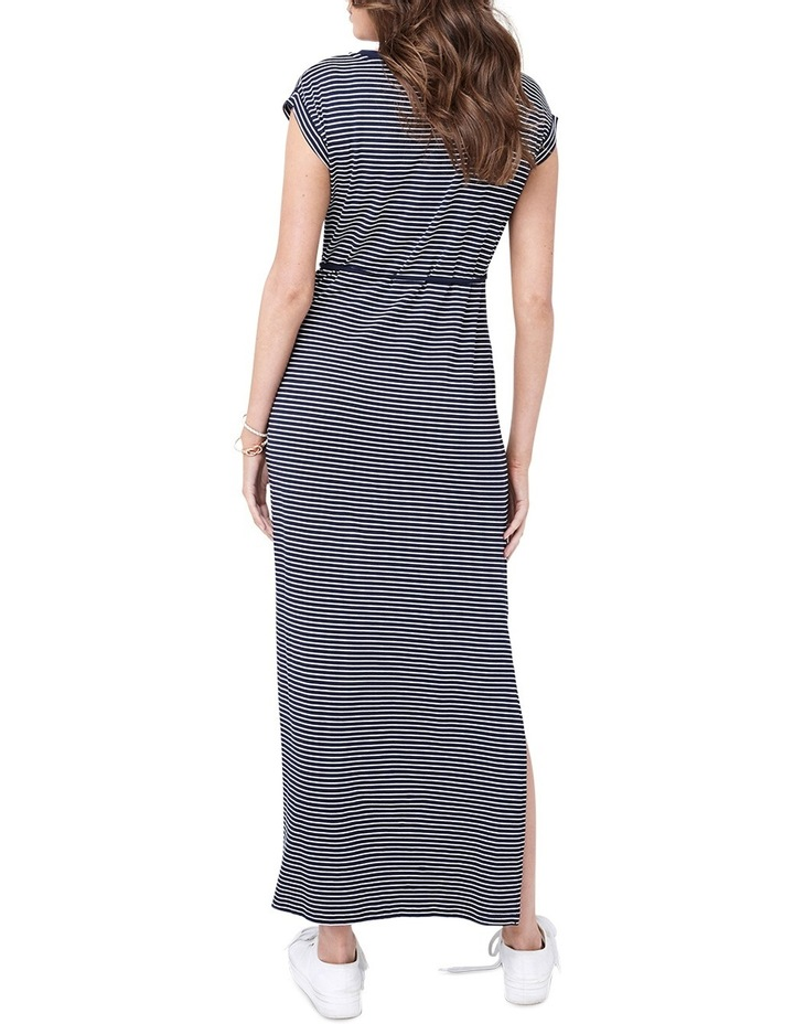 Meghan Striped Maxi Dress image 3