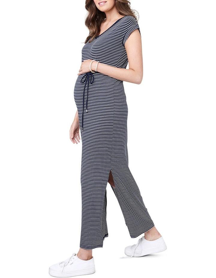 Meghan Striped Maxi Dress image 4