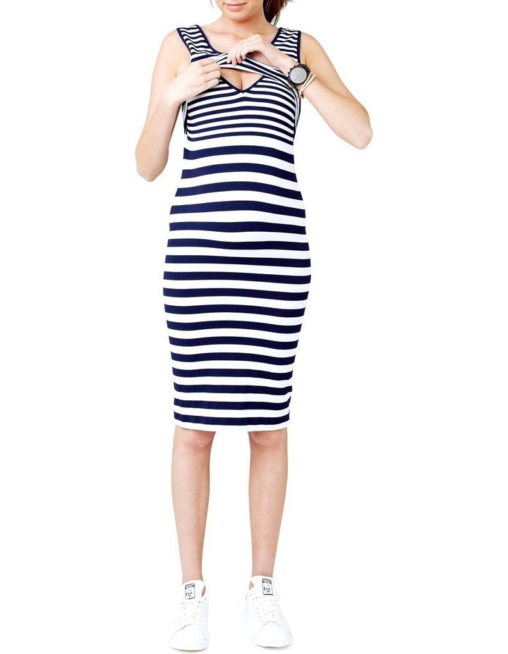 Norah Seamless Nursing Dress image 4