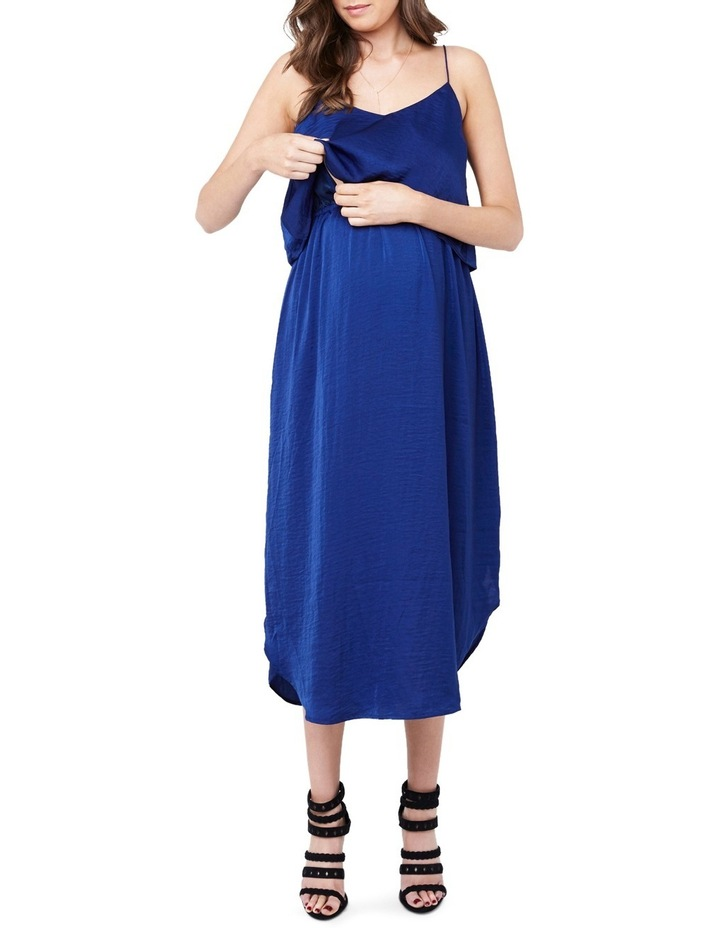 Nursing Slip Dress image 4
