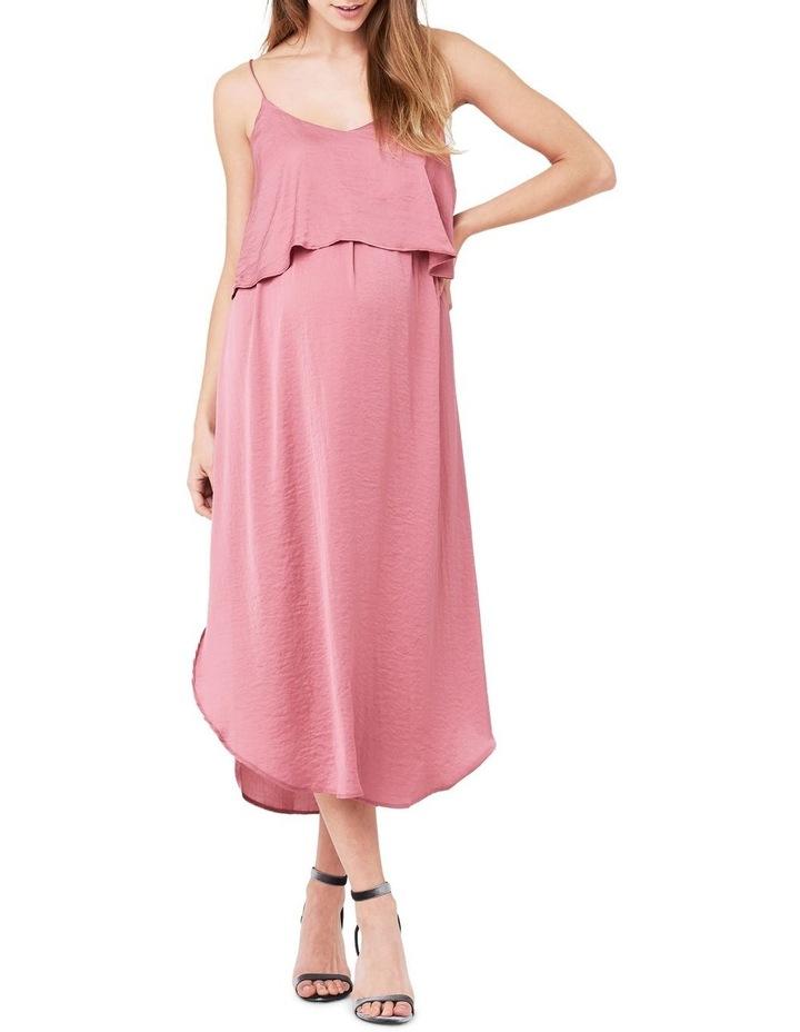Nursing Slip Dress image 1