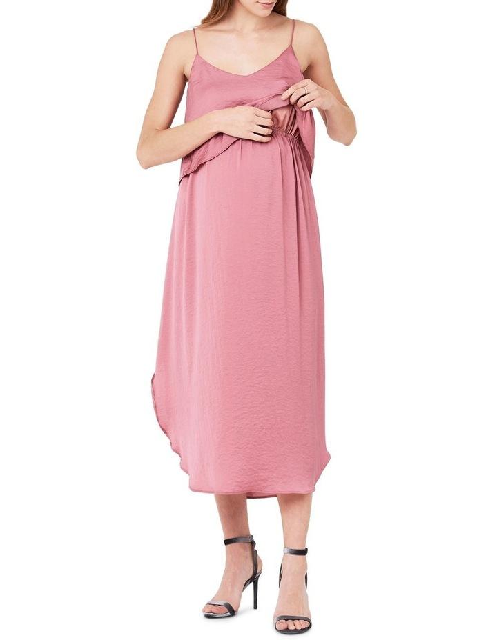 Nursing Slip Dress image 3
