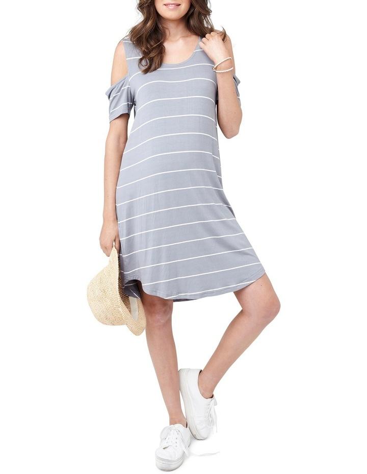 Cut Out Shoulder Dress image 1