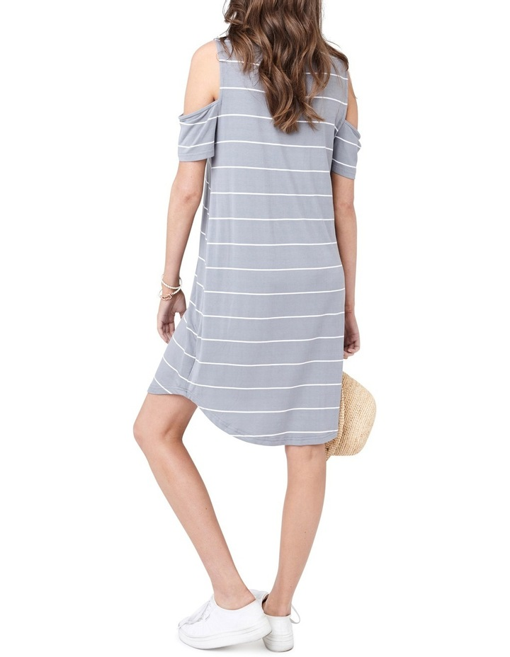 Cut Out Shoulder Dress image 3