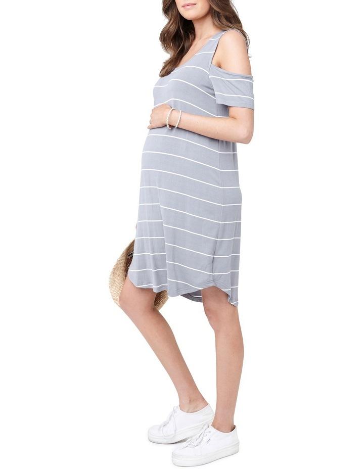 Cut Out Shoulder Dress image 4