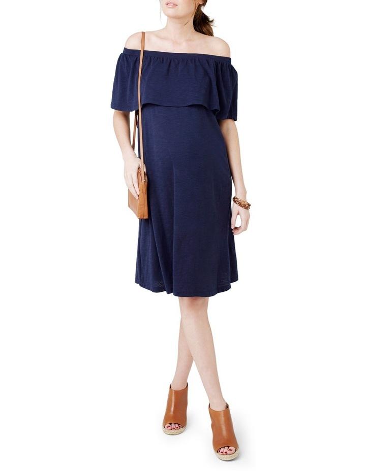 Riley Cold Shoulder Dress image 1