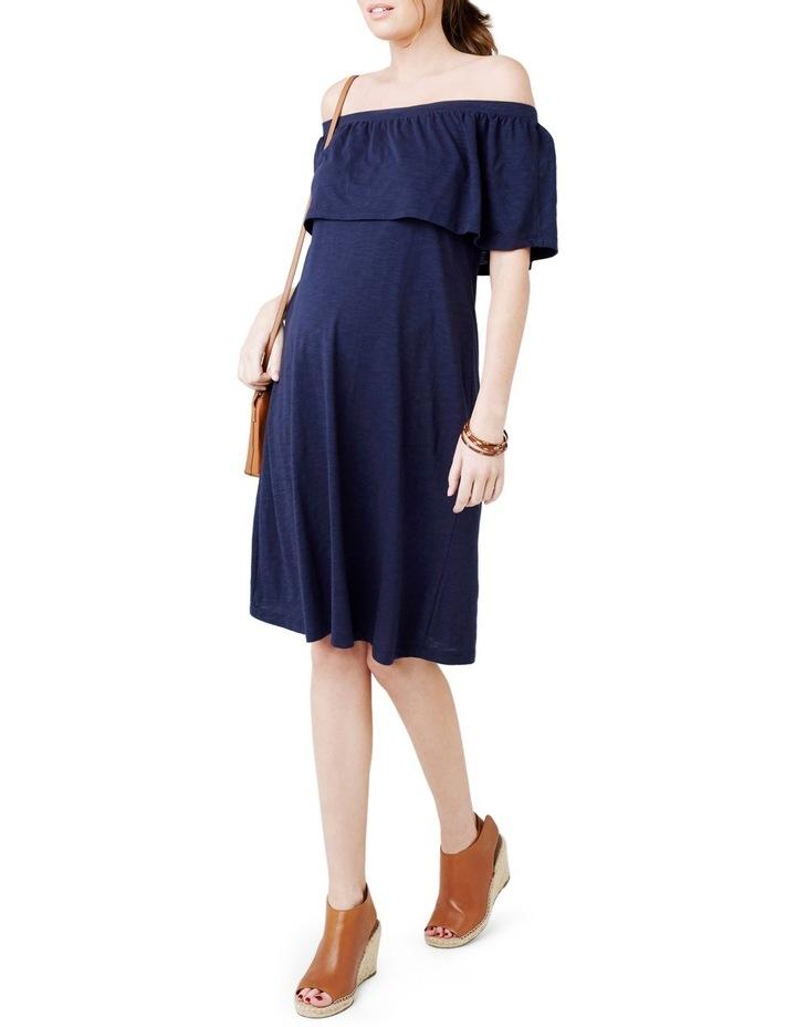 Riley Cold Shoulder Dress image 2