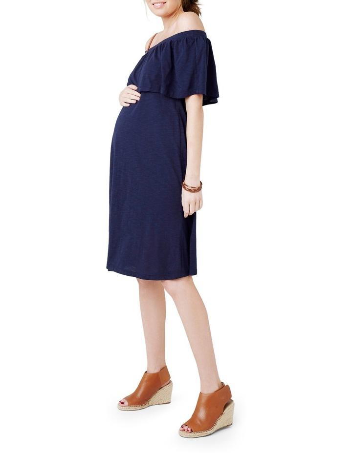 Riley Cold Shoulder Dress image 4