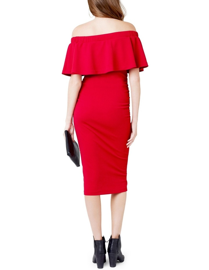 Soiree Off Shoulder Dress image 3