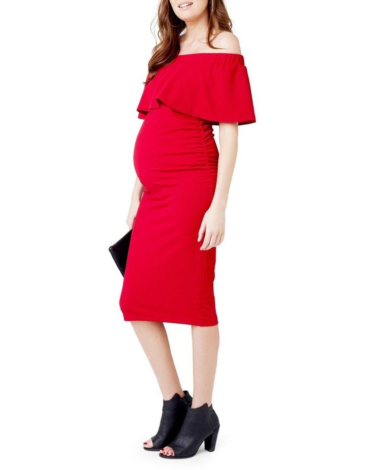 Soiree Off Shoulder Dress image 4