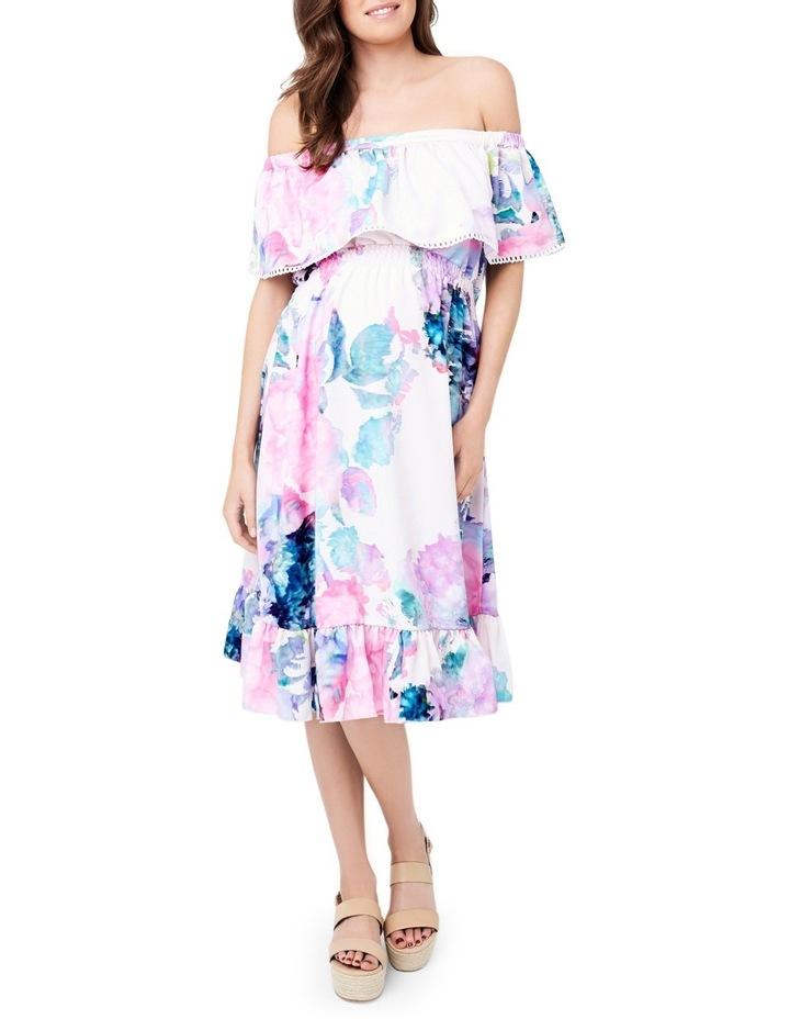 Gemma Watercolour Dress image 1