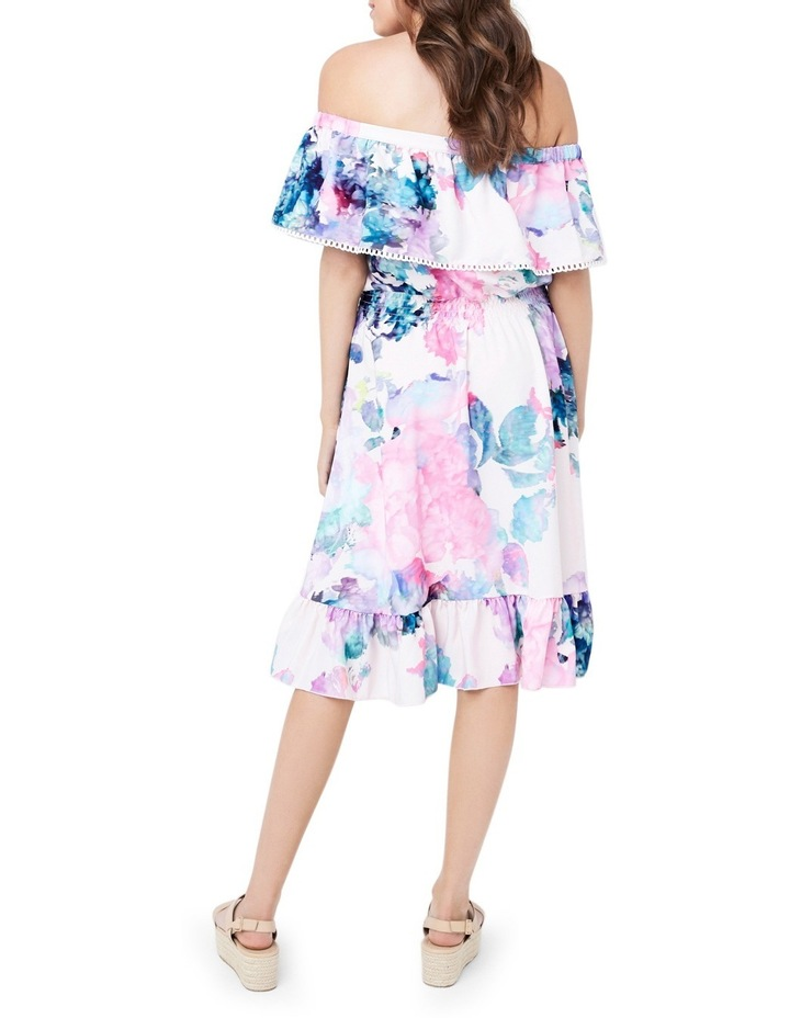Gemma Watercolour Dress image 3
