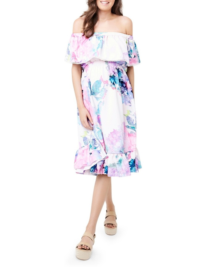 Gemma Watercolour Dress image 4