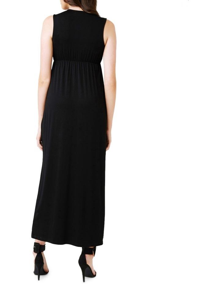 Virtue Nursing Maxi Dress image 3