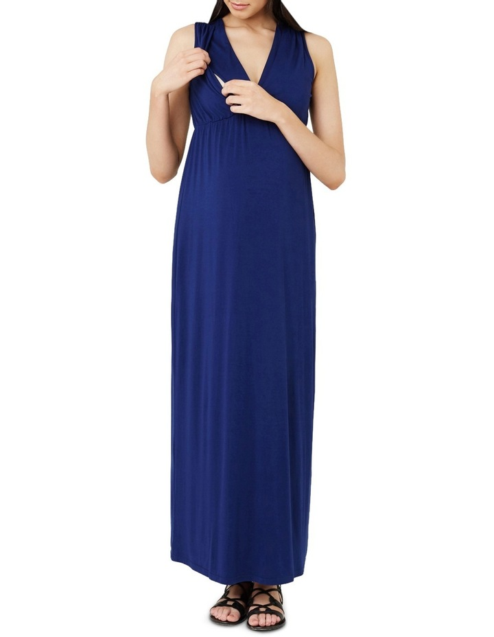 Virtue Nursing Maxi Dress image 4