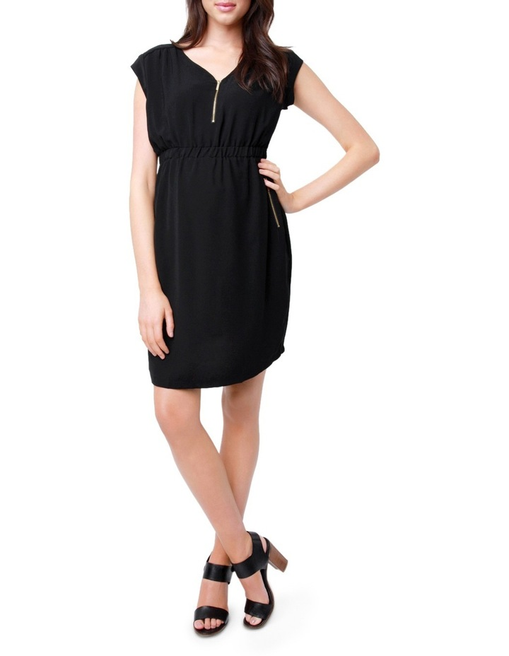 Belle Nursing Tunic Dress image 1