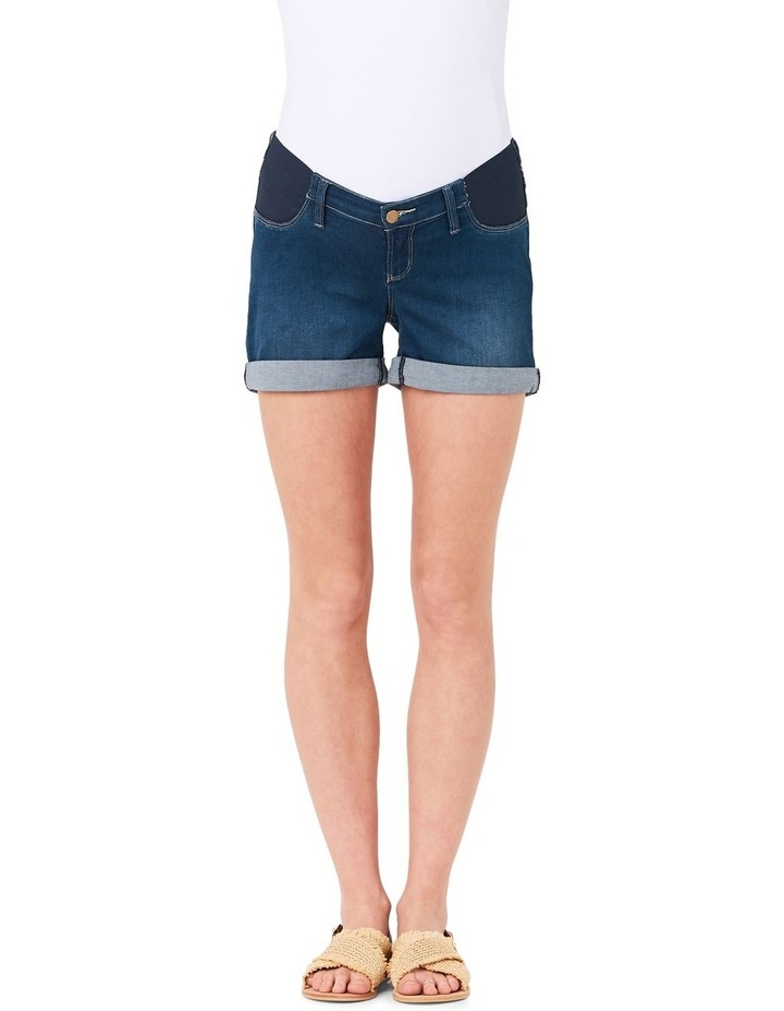 Isla Denim Shorts image 1