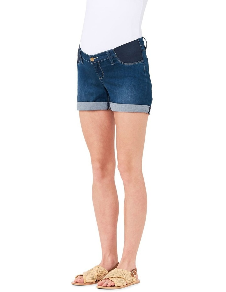 Isla Denim Shorts image 2