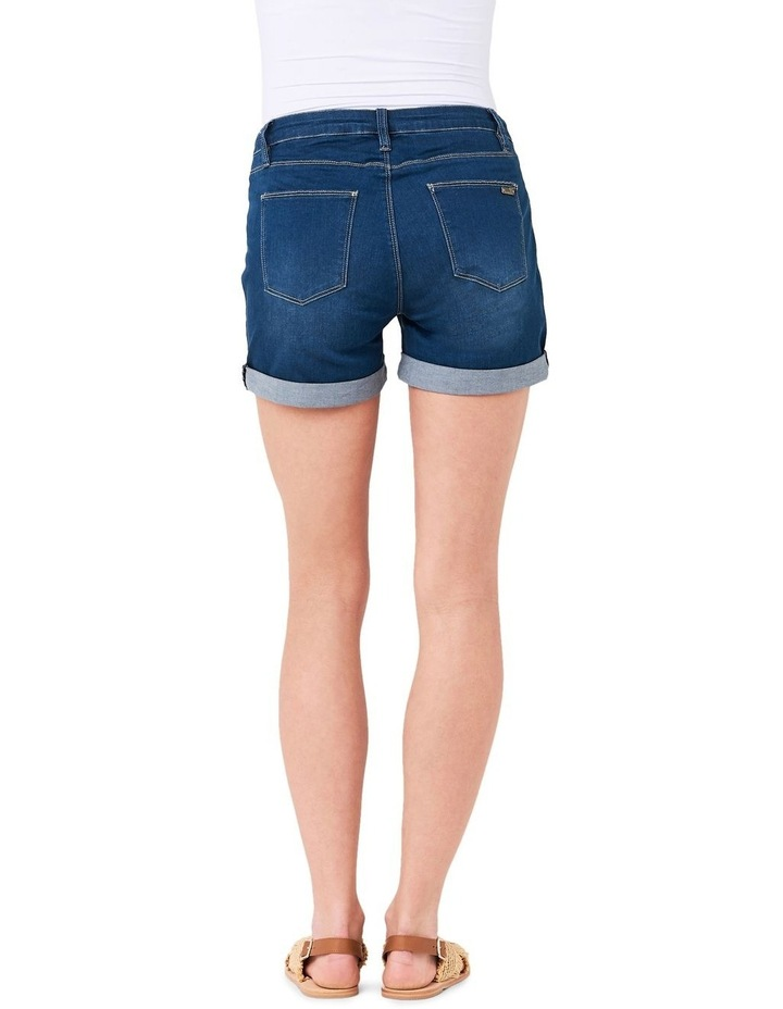 Isla Denim Shorts image 4
