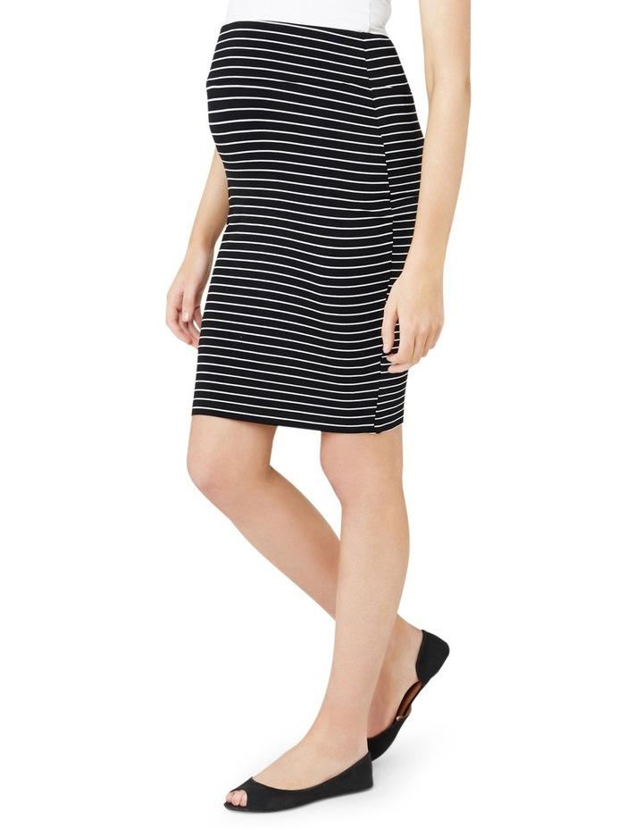 Mia Stripe Skirt image 2