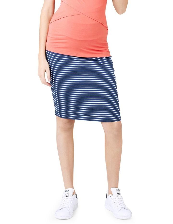 Mia Stripe Skirt image 1