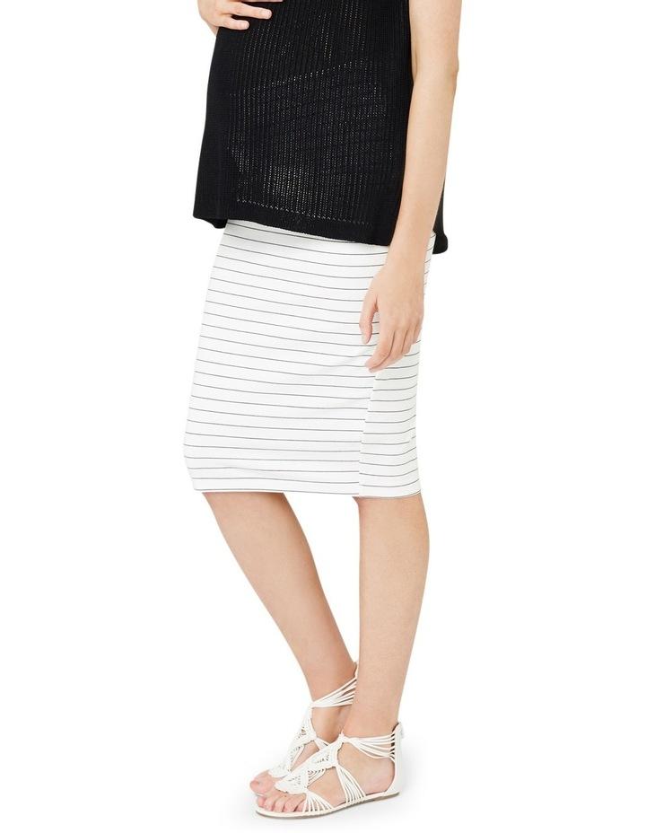 Lizzy Ponte Skirt image 2