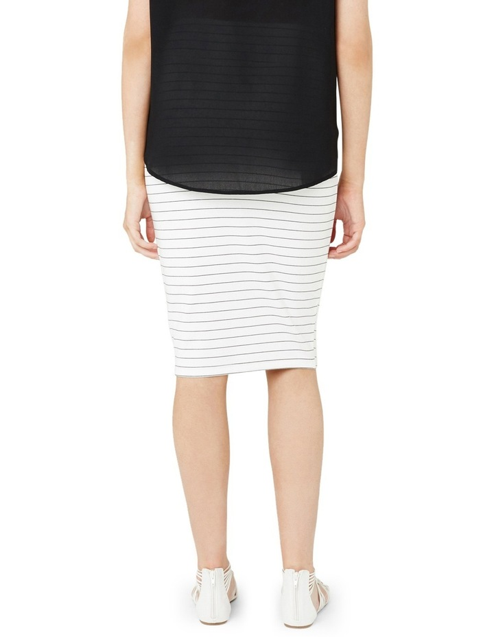 Lizzy Ponte Skirt image 3