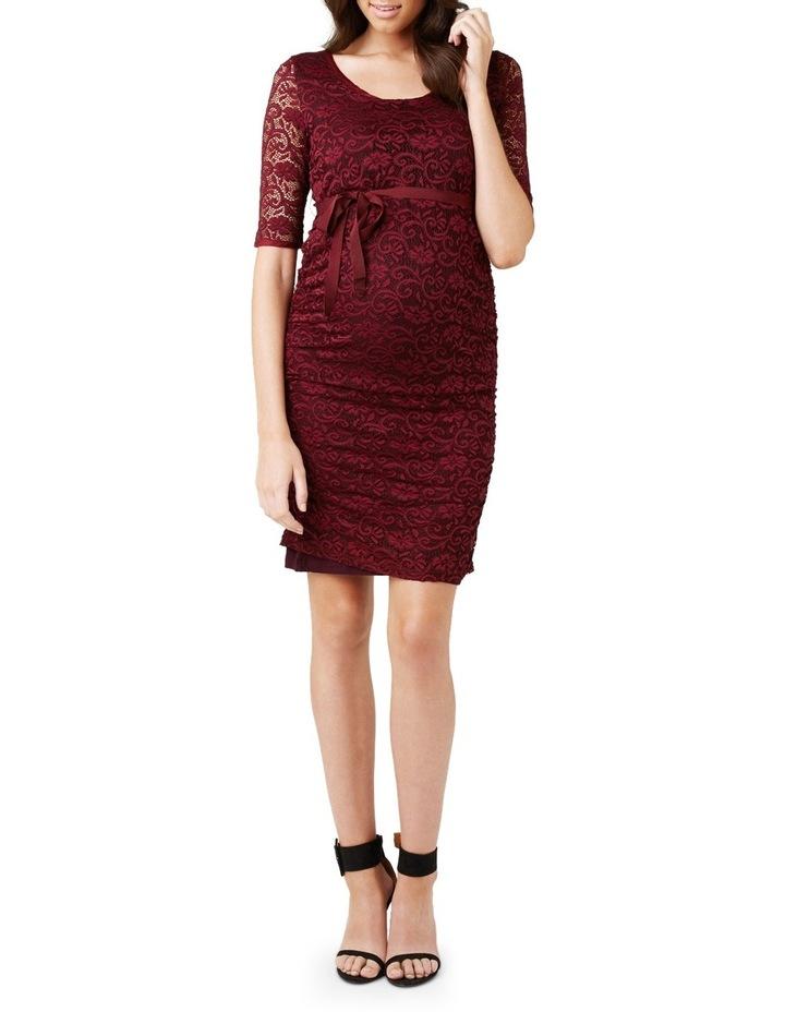Paisley Lace Dress image 1