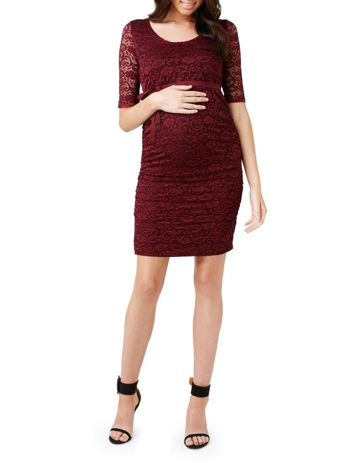 Paisley Lace Dress image 4