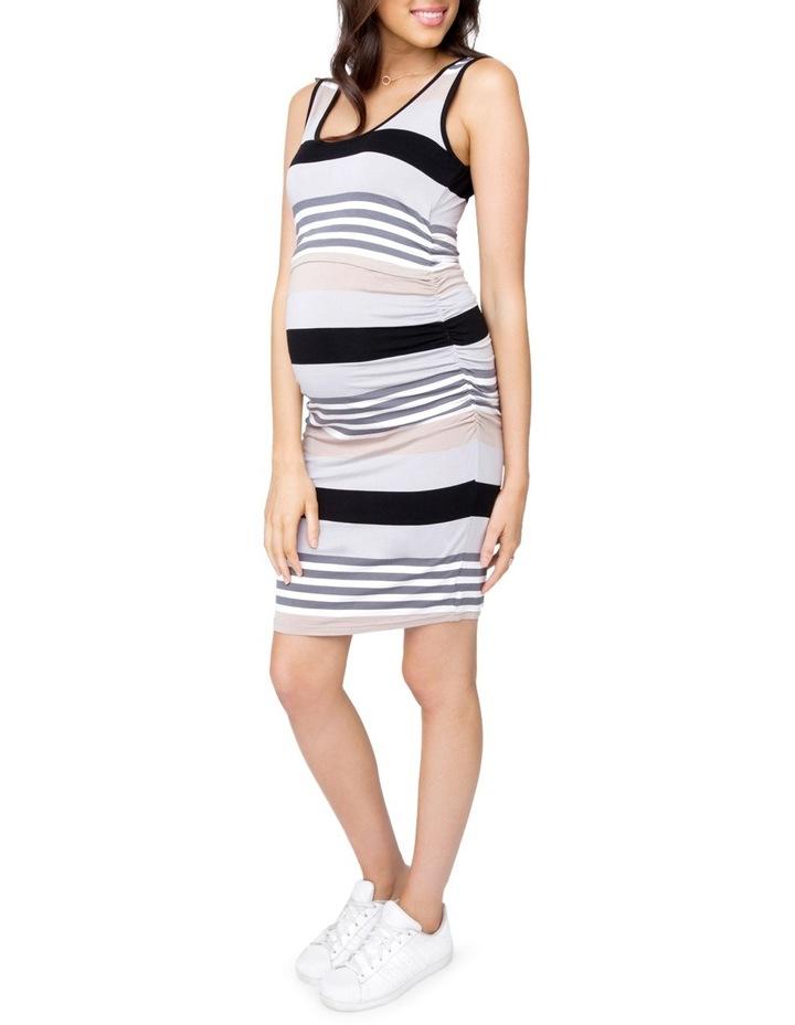 Stripe Nursing Dress image 2