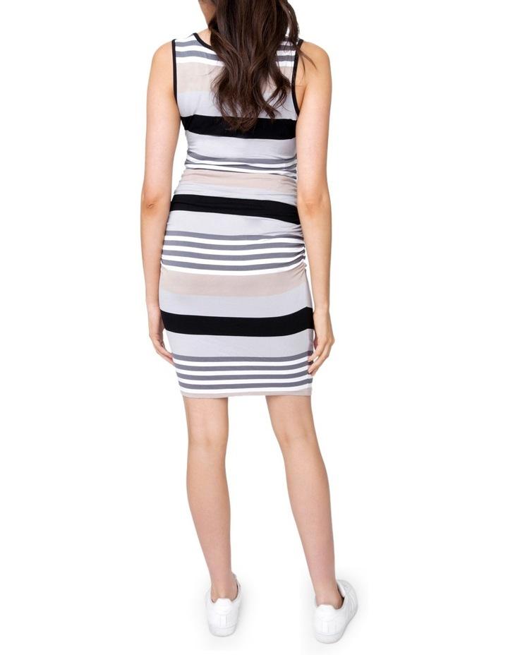 Stripe Nursing Dress image 3