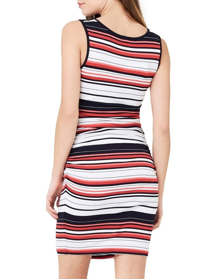 Stripe Nursing Dress image 4