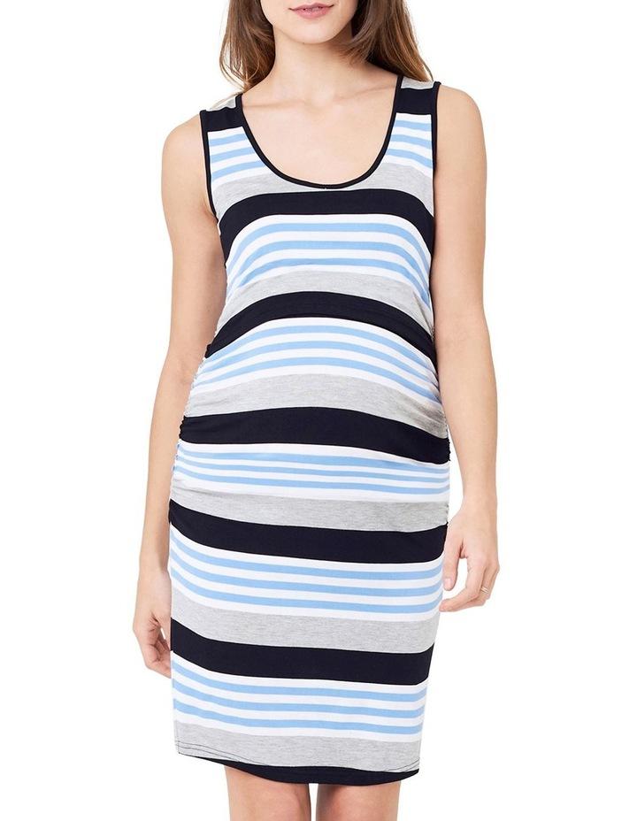 Stripe Nursing Dress image 1