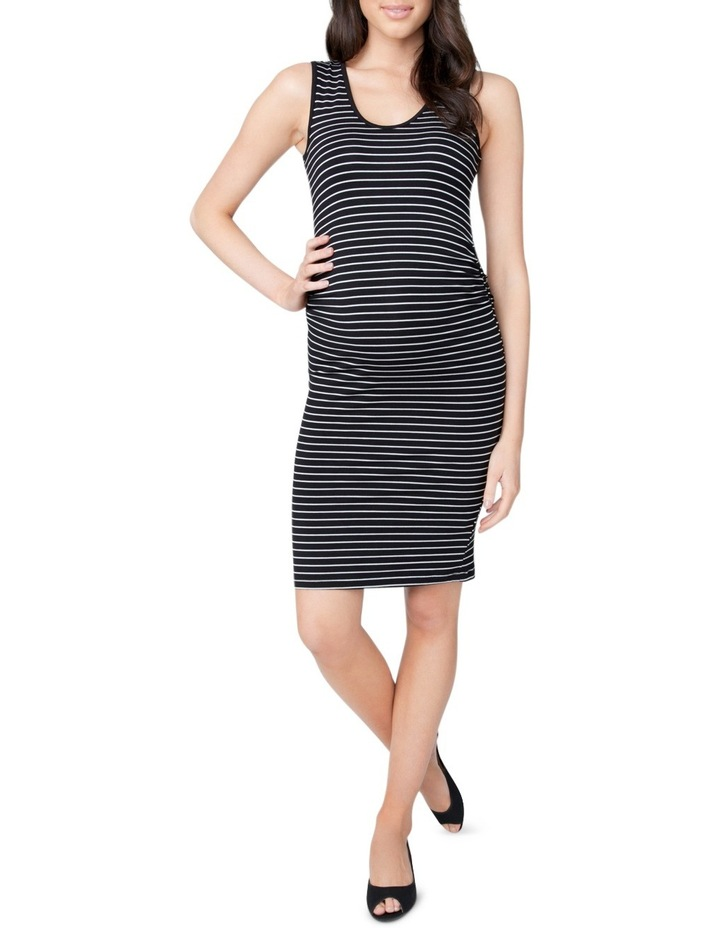 Mia Stripe Tank Dress image 1