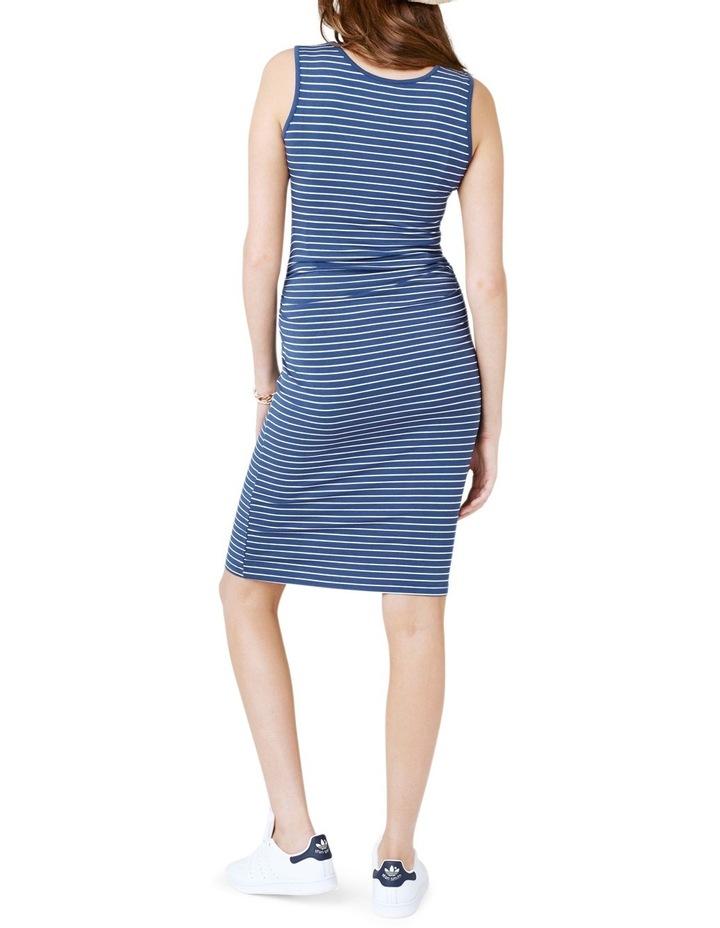 Mia Stripe Tank Dress image 3
