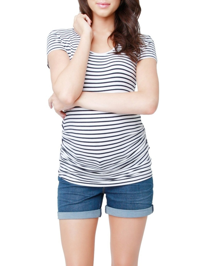 Striped Tube Tee image 1
