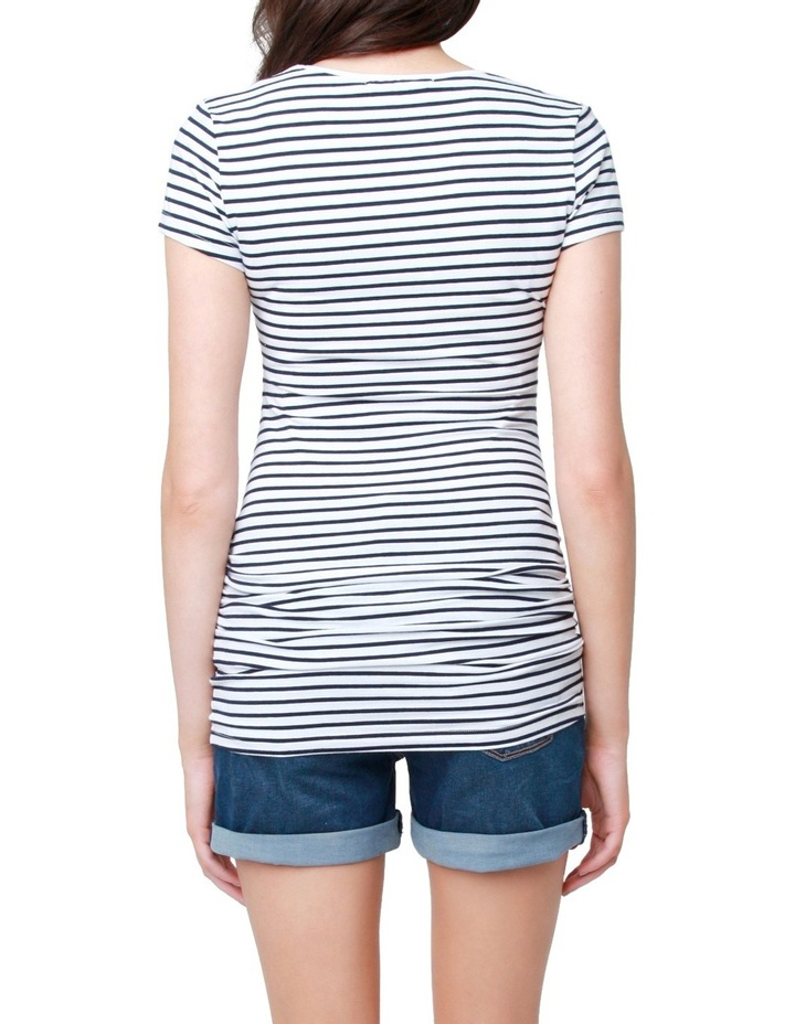Striped Tube Tee image 3