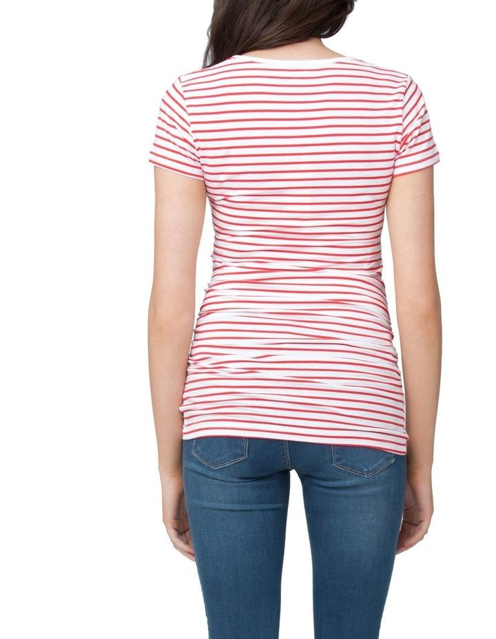Striped Tube Tee image 3