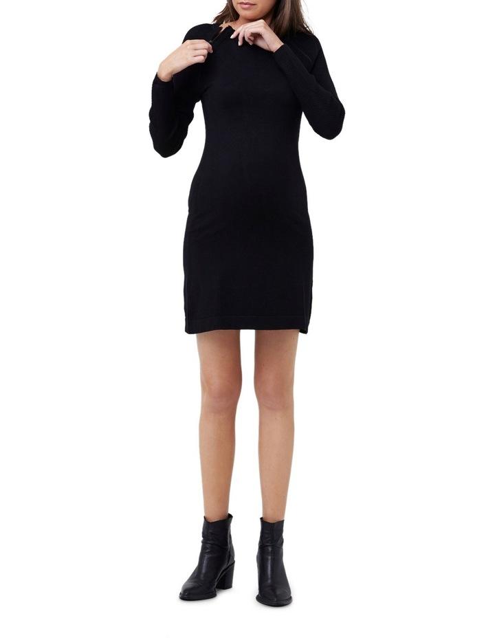 Boucle Sleeve Nursing Tunic Dr image 4