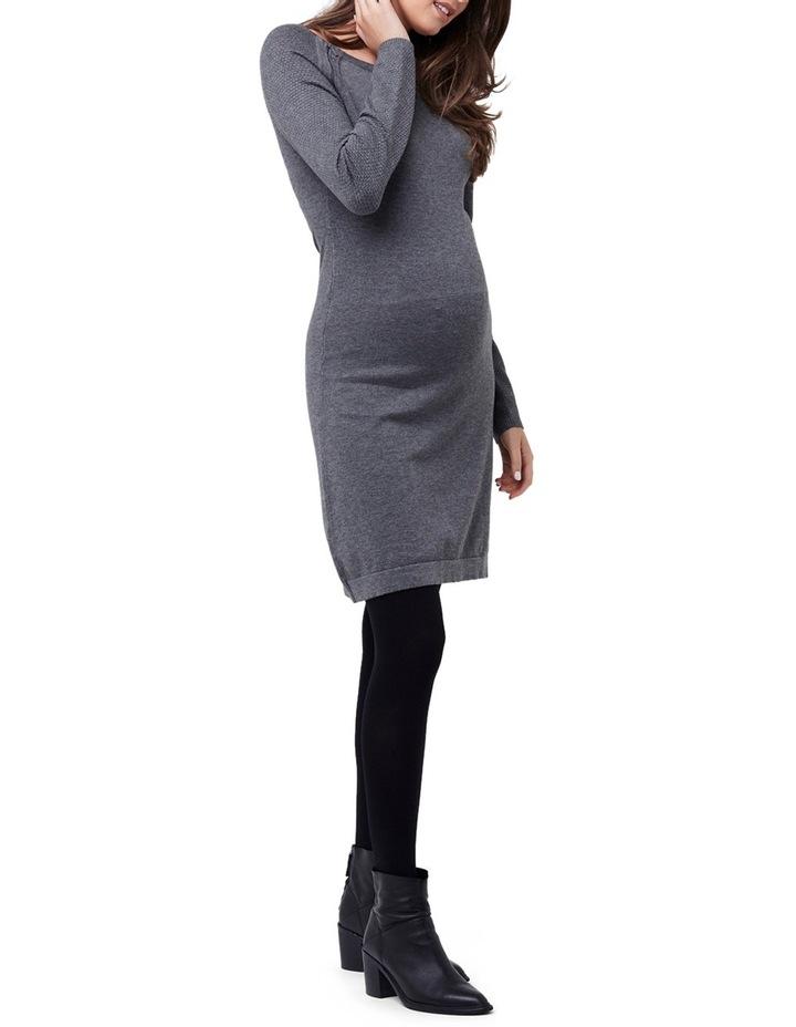 Boucle Sleeve Nursing Tunic Dr image 2