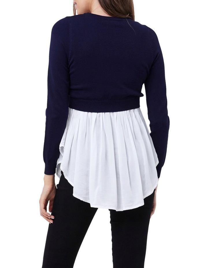 Babydoll Nursing Sweater image 3