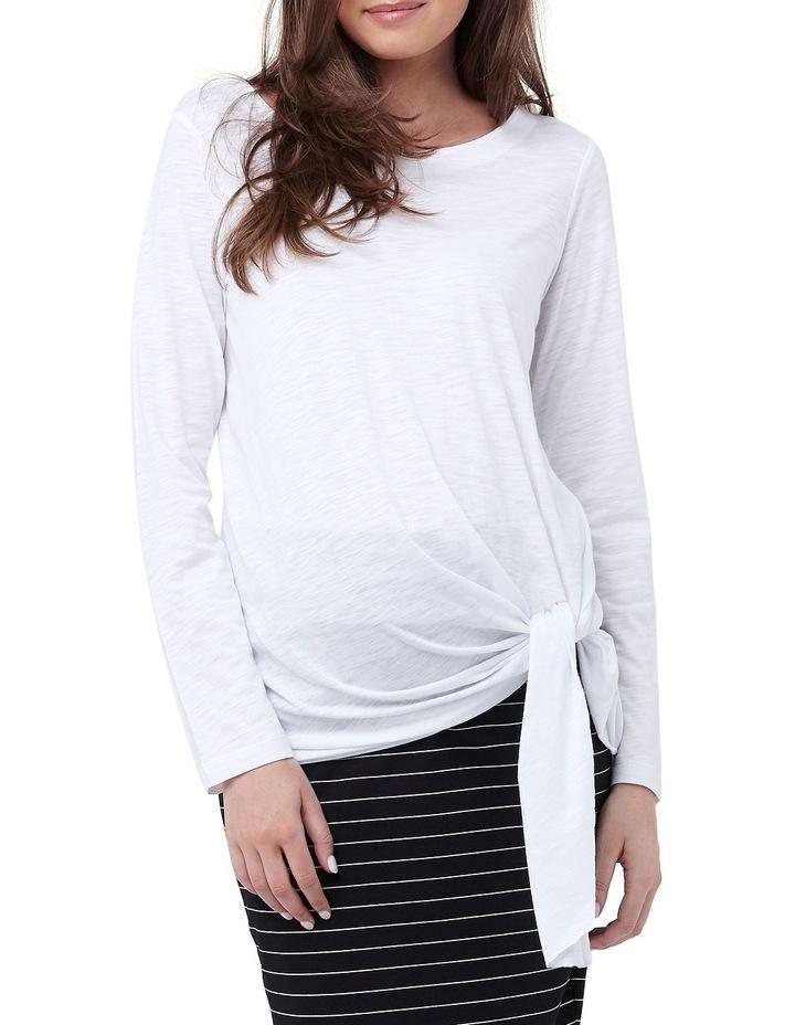 Lizzy Ponte Skirt image 1