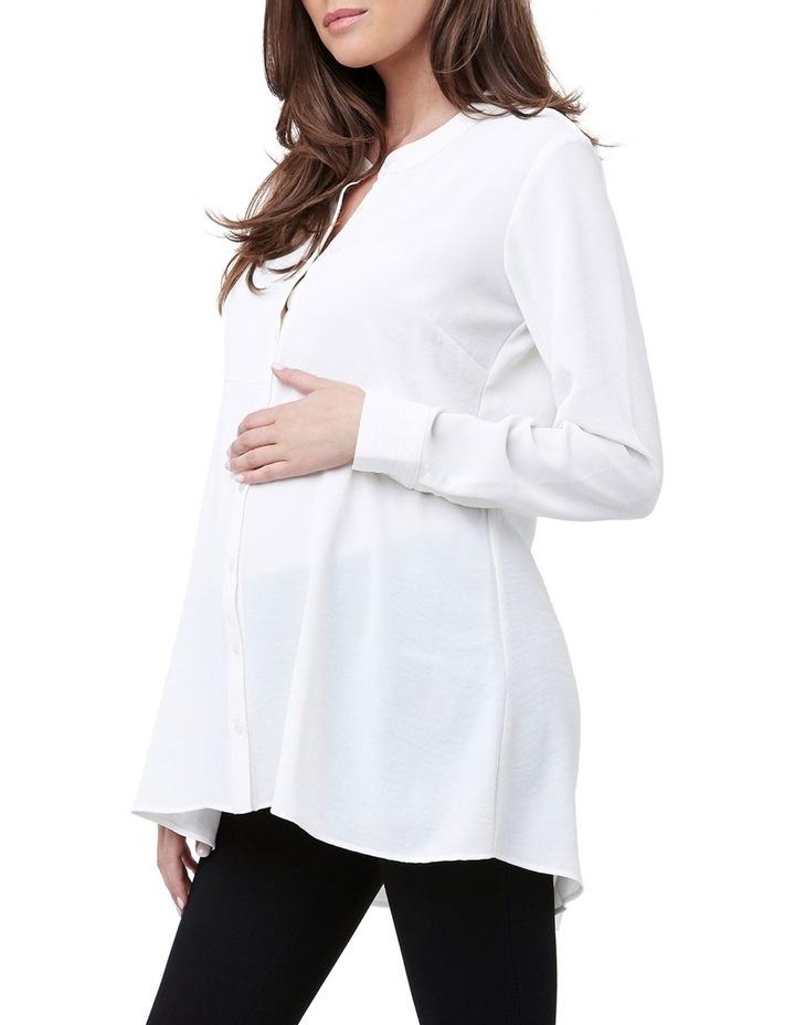 Peplum Shirt image 2