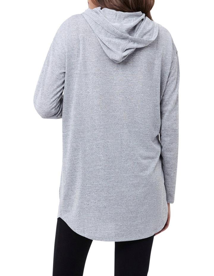 Hooded Marle Tunic image 3
