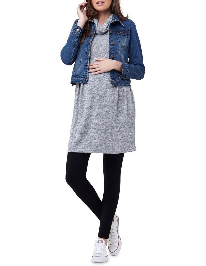 Melange Tunic Dress image 3