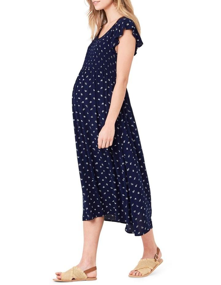 Bobbie Shirred Dress image 2